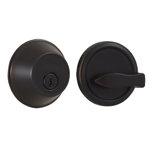 Weslock Essentials 371 Single Cylinder Deadbolt