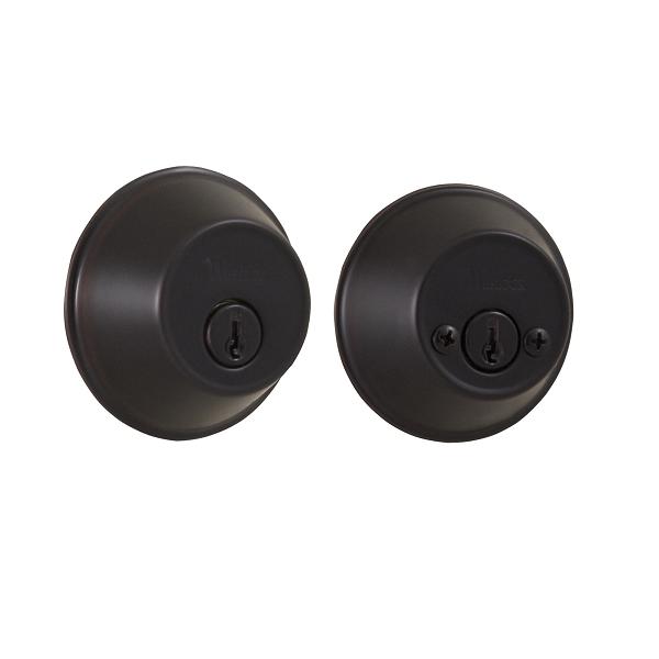 Weslock 372 Double Cylinder