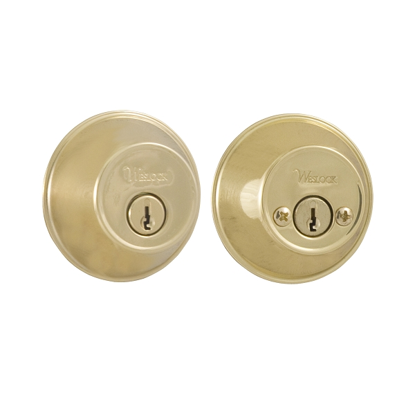 Weslock Traditional 372 Double Cylinder Deadbolt Low