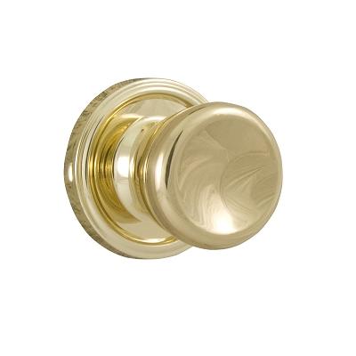 Weslock 600O Passage Polished Brass (3)