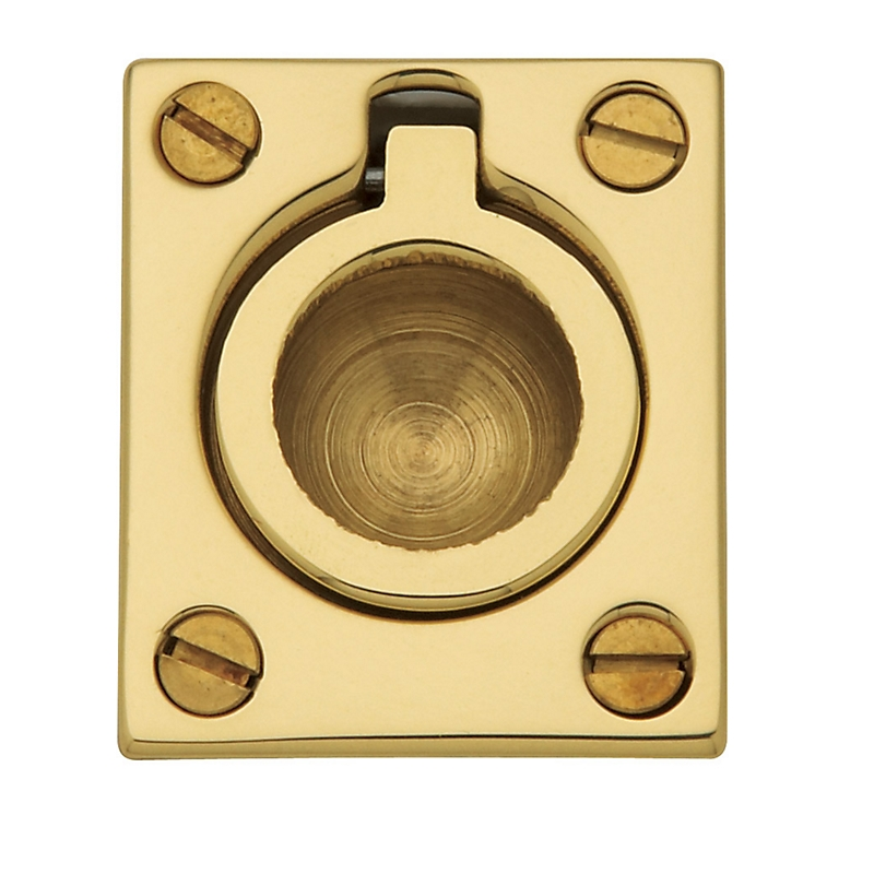 Baldwin 0392 Flush Ring Pull Low Price Door Knobs