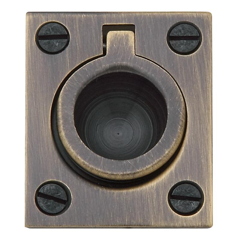 Baldwin 0392 Flush Ring Pull Low Price Door Knobs