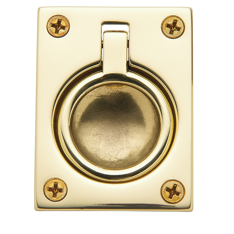 Baldwin 0394 Flush Ring Pull Low Price Door Knobs