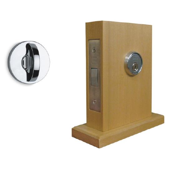 Omnia 041M/N Modern Mortise Deadbolt Lock