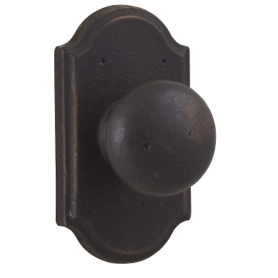 Weslock Wexford 7305F Dummy with Premiere Rose Oil Rubbed Bronze