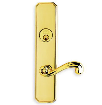 Omnia 11055 Mortise Lockset