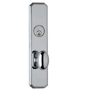 Omnia 11432 Mortise Lockset