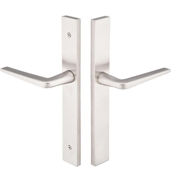Emtek Door Configuration 5 Modern Stainless Steel Euro