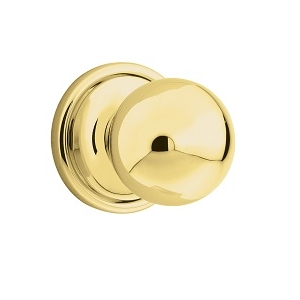Kwikset 200P Passage 3 Polished Brass