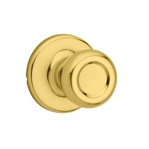 Kwikset 200T Passage 3 Polished Brass