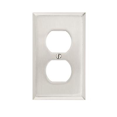 Emtek 29131 Colonial Duplex 1 Switchplate