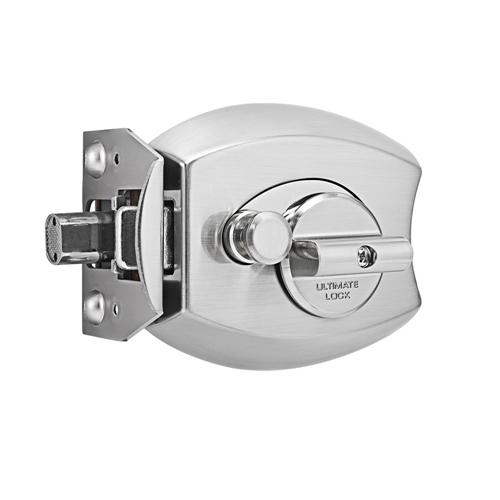 Ultimate™ Lock System 3000 Series Deadbolt in Satin Nickel