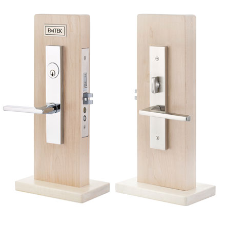Emtek 3313 Brisbane Mortise Entrance Set