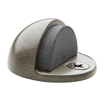 Baldwin Half Dome Bumper in Antique Nickel (151)