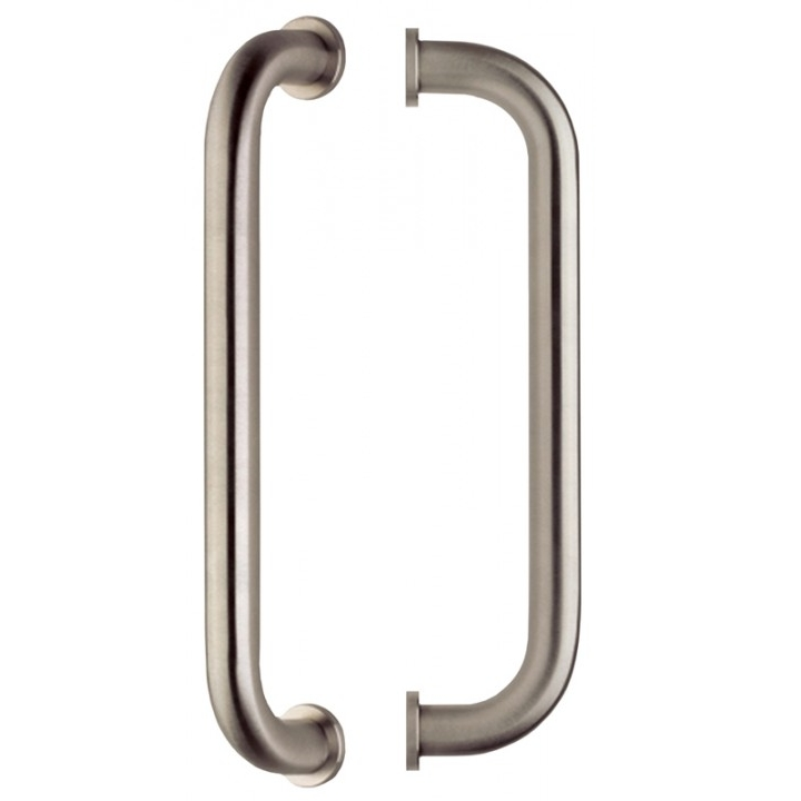 Omnia 4010 Stainless Steel Door Pull