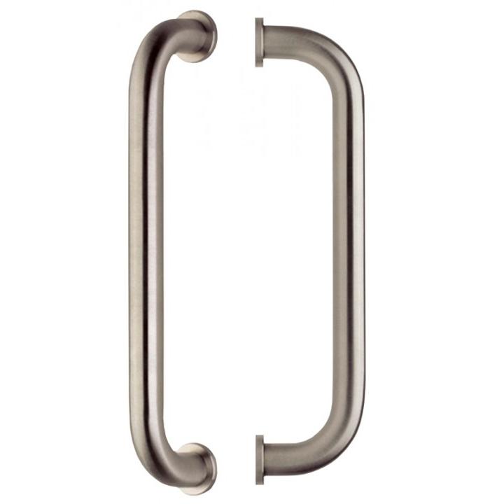 Omnia 4010/400 Stainless Steel Door Pull