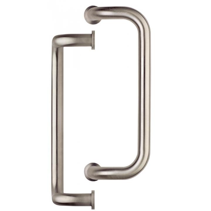 Omnia 4019/300 Stainless Steel Door Pull 9 inch