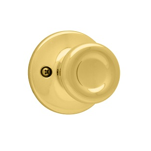 Kwikset 488T Dummy 3 Polished Brass