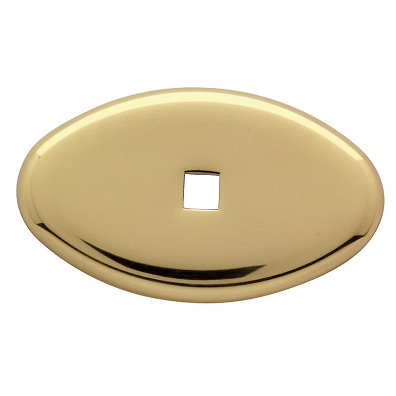 Baldwin Cabinet Knob Back Plate 4905 Low Price Door Knobs