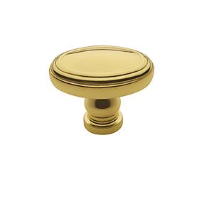 Baldwin Decorative Oval Cabinet Knob 4915 Low Price