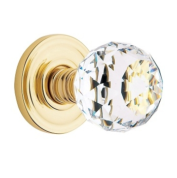 Baldwin Estate 5009 door Knob Set Polished Brass (030)