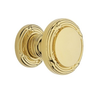 Baldwin Estate 5013 door Knob Set Polished Brass (030)
