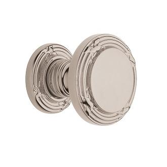 Baldwin Estate 5013 door Knob Set Lifetime Polished Nickel (055)