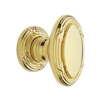 Baldwin Estate 5031 door Knob Set Polished Brass (030)