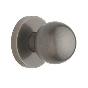 Baldwin Estate 5041 door knob Set Antique Nickel (151)