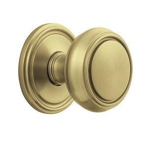 Baldwin Estate 5068 door Knob Set Satin Brass (040)