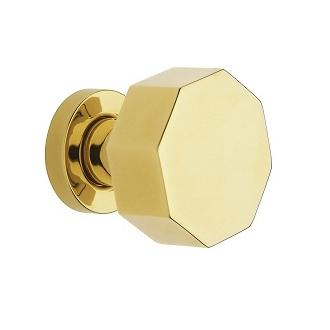 Baldwin Estate 5073 door Knob Set Non-Lacquered Brass (031)