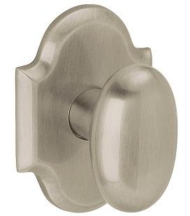 Baldwin 5024.MR.R030.FD Dummy 150 Satin Nickel