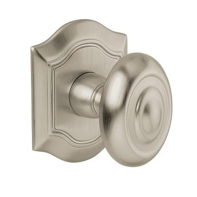 Baldwin Estate 5077 door knob Satin Nickel (150)