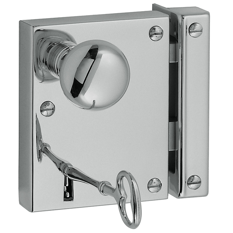 Baldwin 5704 Small Horizontal Rim Lock Baldwin Rim Lock