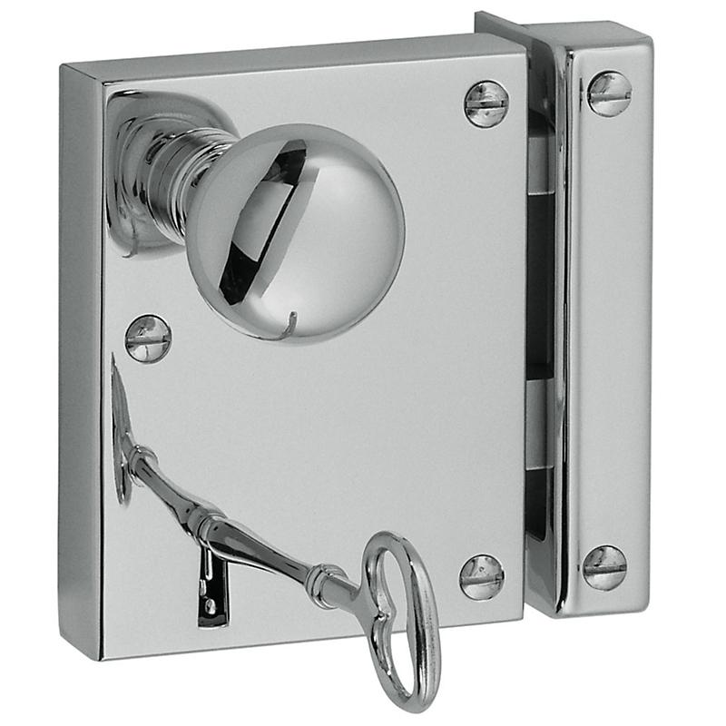 Baldwin 5704 Small Horizontal Rim Lock Baldwin Rim Lock