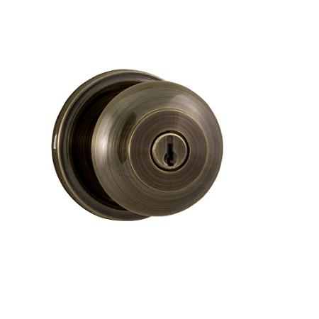 Weslock Impressa 640I Keyed Entry Oil Rubbed Bronze (10B)