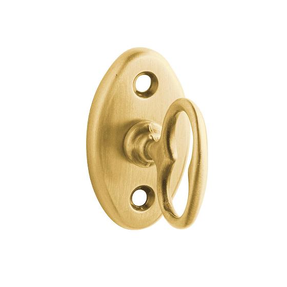 Baldwin Estate 6728 Turn Piece Satin Brass (040)