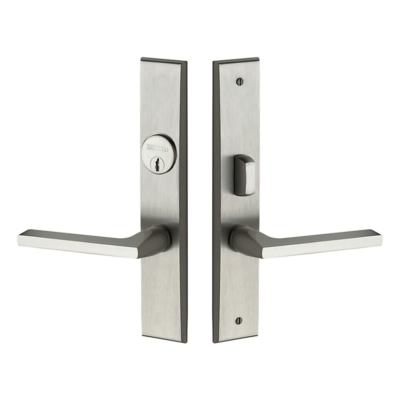 Baldwin Lakeshore Baldwin 6974 Mortise Entry Sets