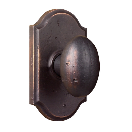 Weslock Durham 7110M Privacy with Premiere Rose Oil Rubbed Bronze