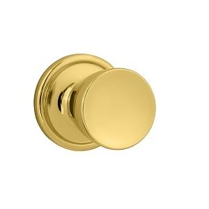 Kwikset 720A Passage 3 Polished Brass