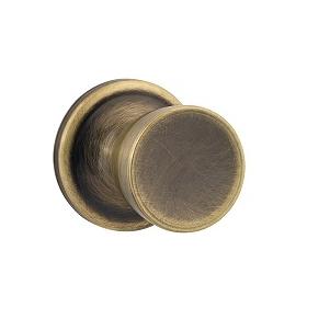 Kwikset 788A Single Dummy 5 Antique Brass