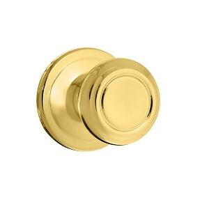 Kwikset 720CN Passage 3 Polished Brass
