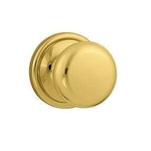 Kwikset 720H Passage 3 Polished Brass