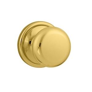 Kwikset 720H Passage L03 Lifetime Polished Brass