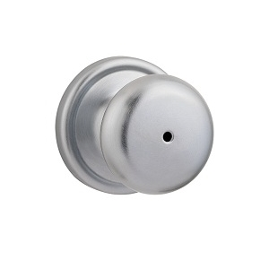 Kwikset 730H Privacy 26D Satin Chrome