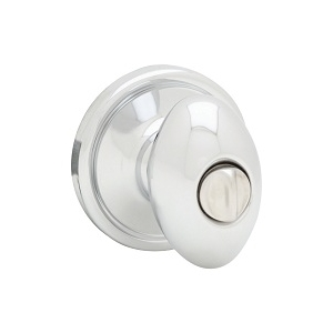 Kwikset 730L Privacy 26 Polished Chrome