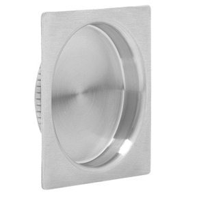 Omnia 7504 Square Cup Pull Low Price Door Knobs