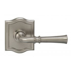 Omnia 785AR-15 Traditional Door Lever Set from the Prodigy Collection