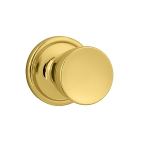 Kwikset 788A Single Dummy 3 Polished Brass
