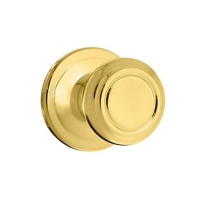 Kwikset 788CN Dummy 3 Polished Brass
